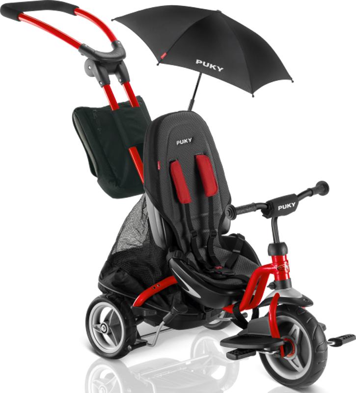 Puky Dreirad Cat S6 Ceety Mit Sonnenschirm Rot Kinder Kids Children Dreirad Dreirad Rad Kinder Spielzeug