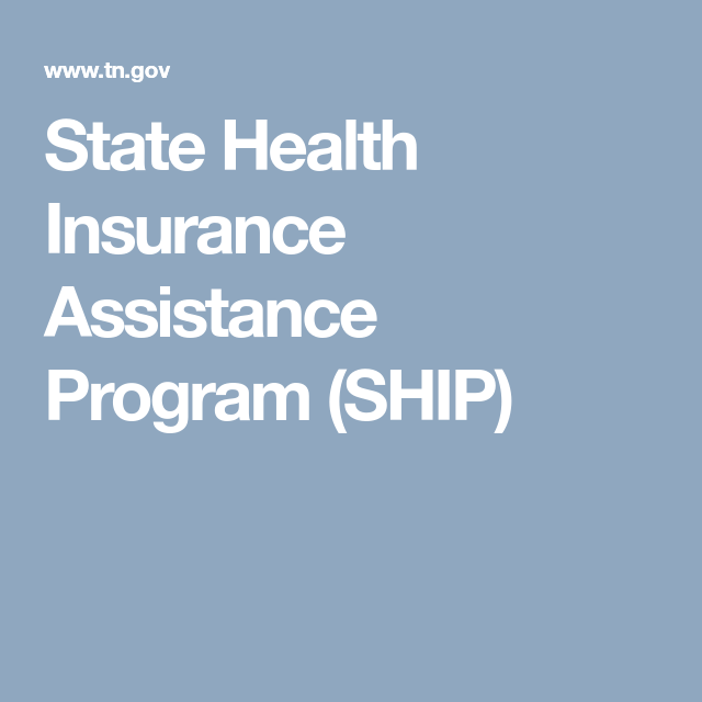 Get Help From A Medicare Counselor In Tennessee State Health