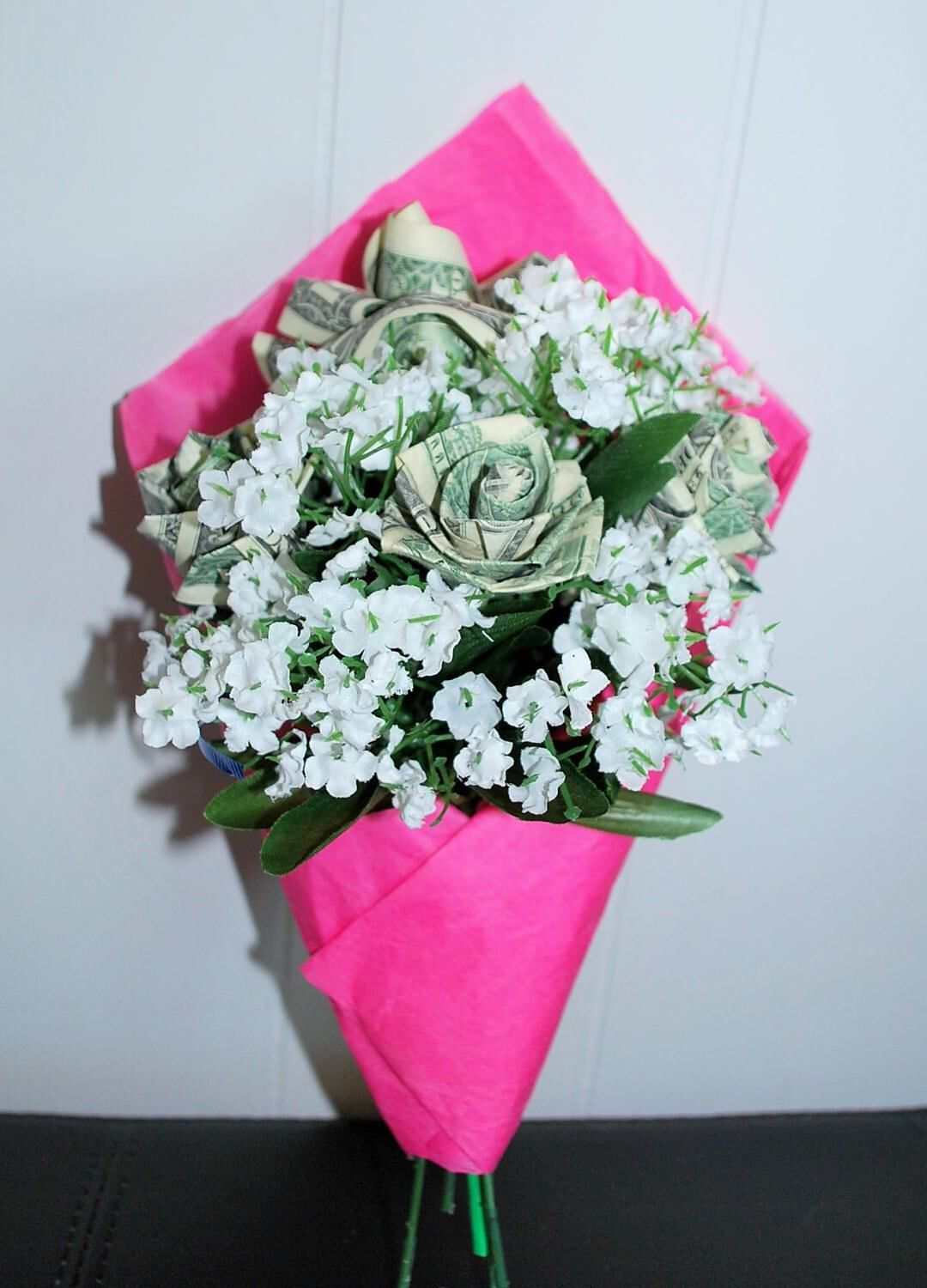 A personal favorite from my etsy shop httpsetsylisting a personal favorite from my etsy shop httpsetsylisting481440997money roses money flower bouquet rose izmirmasajfo