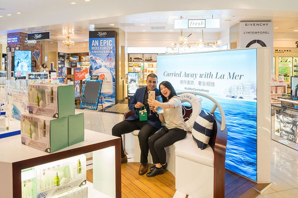 Bloommiami Carried Away with La Mer July Blog La Mer