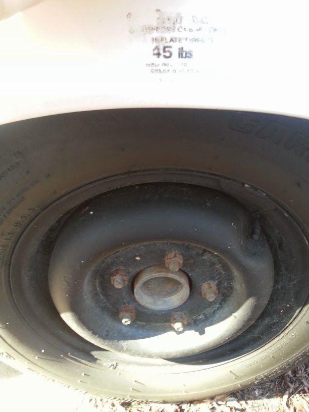 Rv Tires Near Me >> Trailer Tires A Camper S Biggest Friend Or Foe Trailer