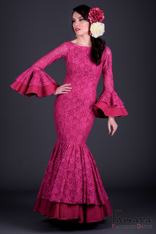 Modelo de la coleccion flamenca 2017 de TAMARA Flamenco. Encuentralo ...