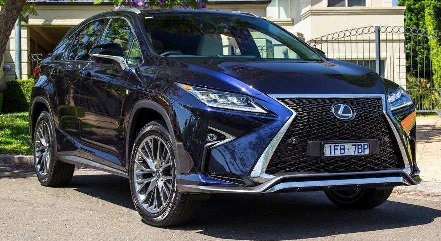 2021 Lexus RX Hybrid Release Date, Features, Changes, News