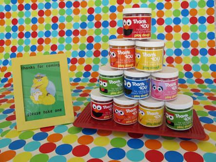 Image Result For Sesame Street Diy Party Decorations