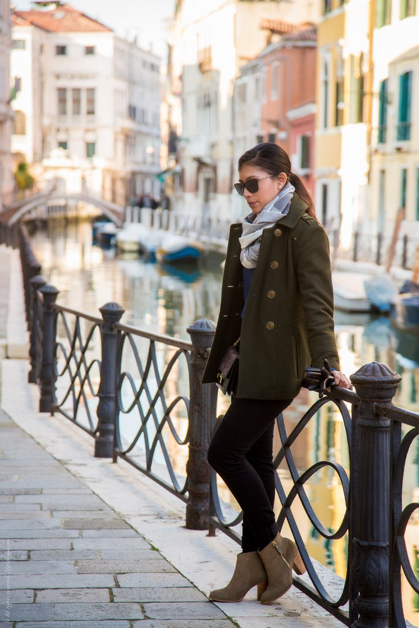 The Essentials to a Stylish Winter Travel Outfit