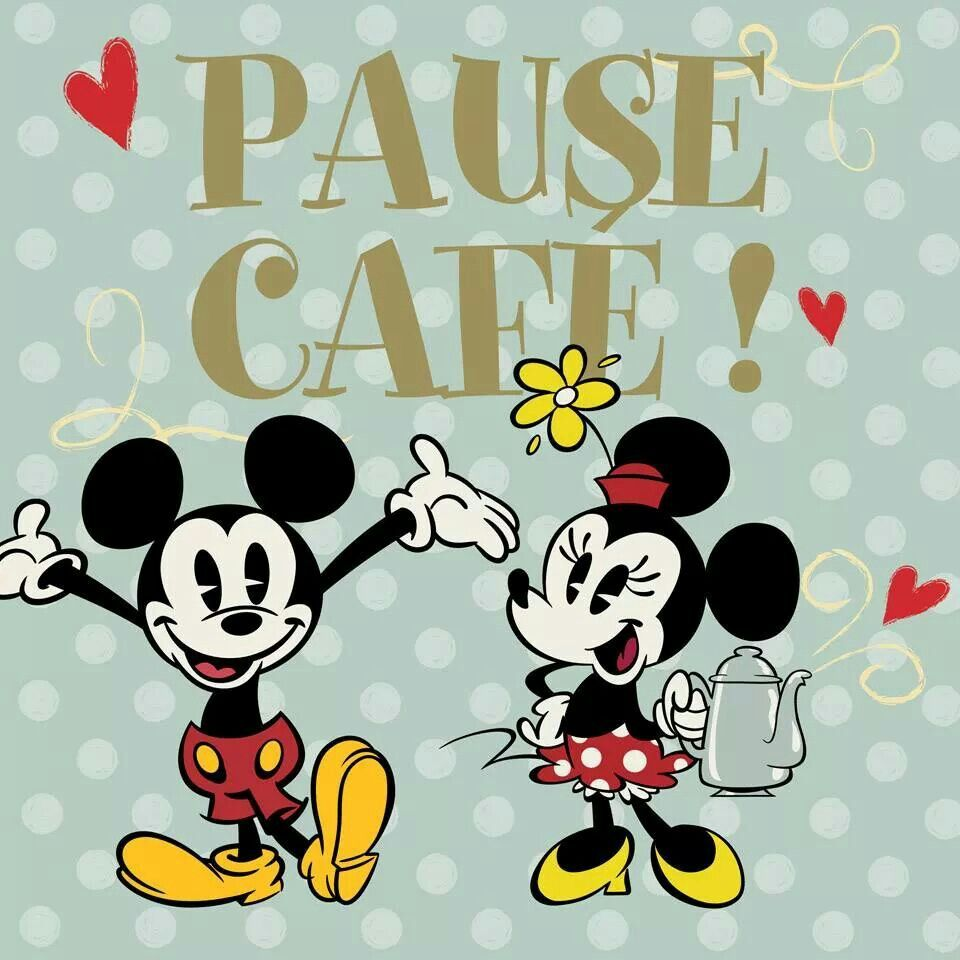 Mickey and Minnie Quote