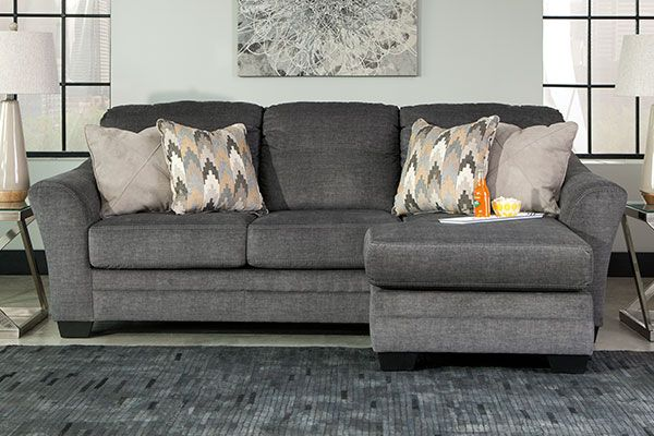 Super Braxlin 8850218 Sofa 799 Charcoal Sofa Living Room Onthecornerstone Fun Painted Chair Ideas Images Onthecornerstoneorg