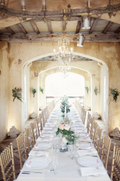 Simple, elegant table