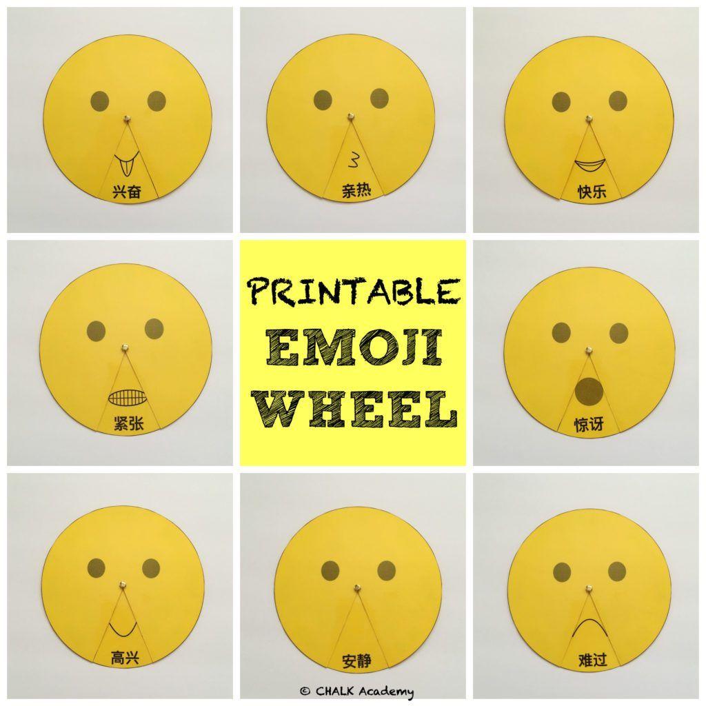 Emoji Wheel