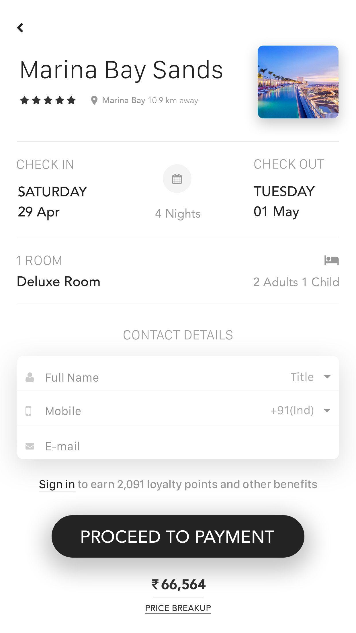 Rp book 1 Hotel app, Books, Mobile app design