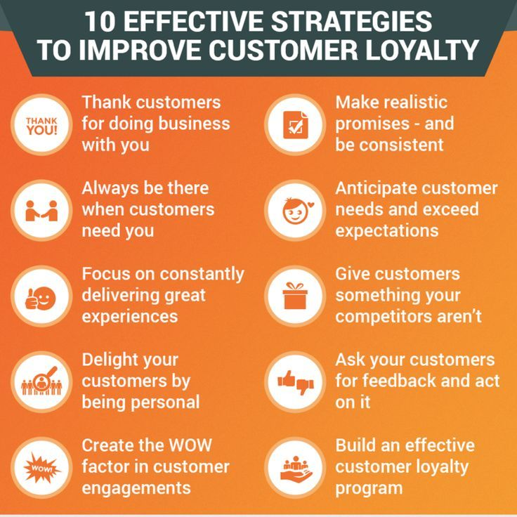 10 Tactics For Increasing Your Customer Lifetime Value And Loyalty