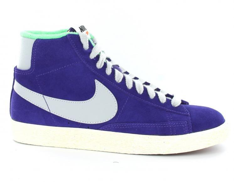 [VENDU] Je vends : #Nike #Blazer vintage VIOLET/GRIS