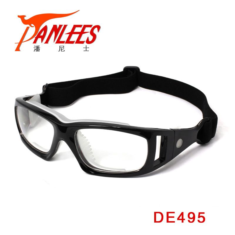 3012720922f Panlees Prescription Sports Goggles Prescription Football Glasses Handball Sports  Eyewear with elastic band Free Shipping(China (Mainland))