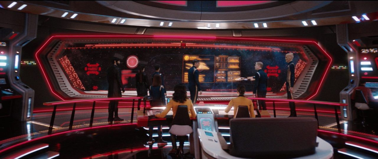 How The Uss Enterprise Bridge Was Brought To Life For Star Trek