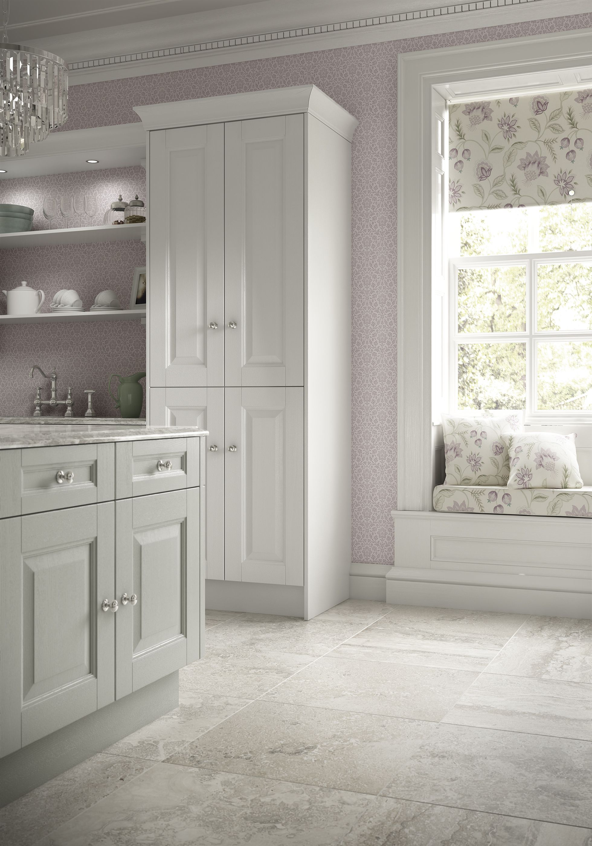 Inspired by kitchens featured in classic period townhouses, Bedale ...