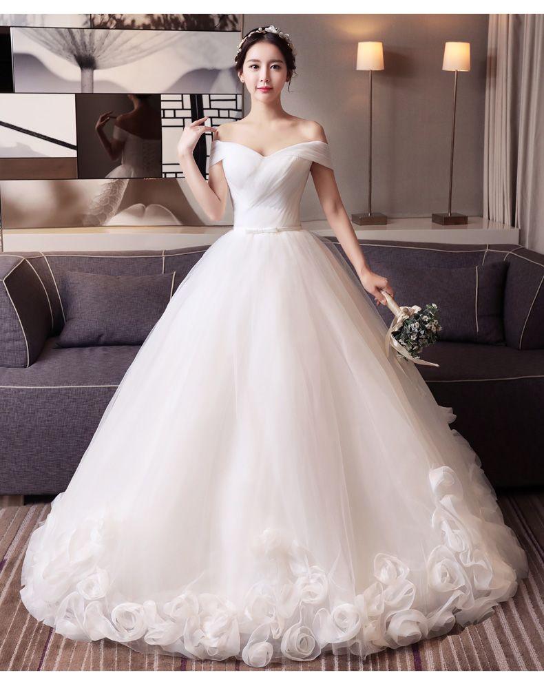 Happy wedding dress | Váy cưới | Pinterest | Wedding dress, Weddings ...