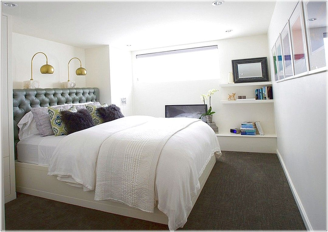 Ordinaire Usher In Some Natural Basement Bedroom Ideas Small Room