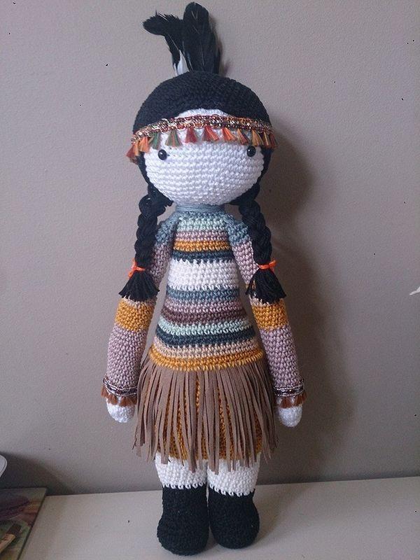Pin von Ivy Chen auf Crochet | Pinterest | Amigurumi, Puppen und ...