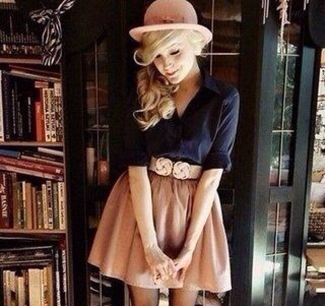 Cute Vintage Outfit Ideas Girly Outfithats