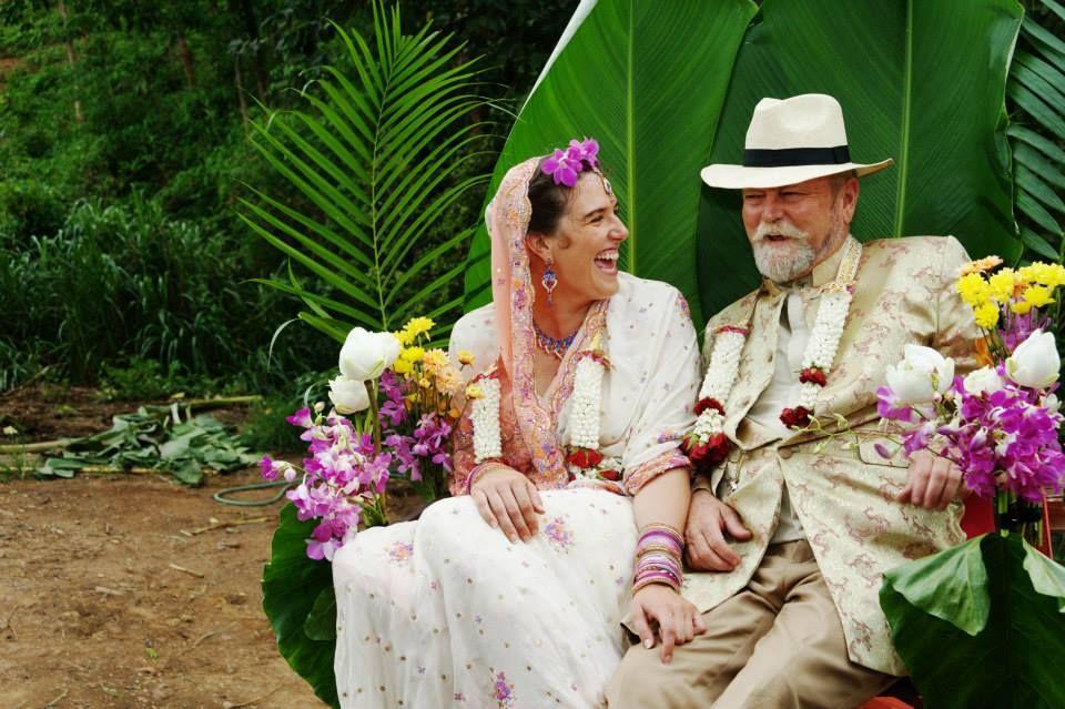 #elephant #wedding #bride #groom #chiangmai #thailand #chailaiorchid