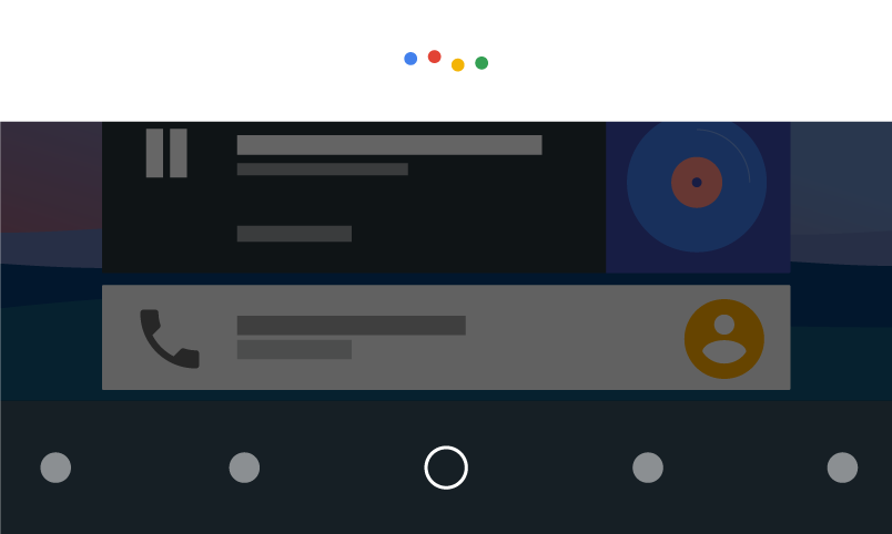 Global UI - Android Auto - Android Auto design guidelines