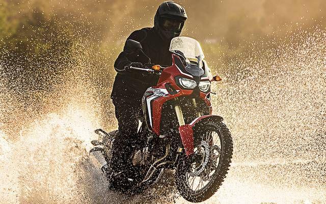 Crf1000l Africa Twin Motos Wallpapers Aventura En Moto