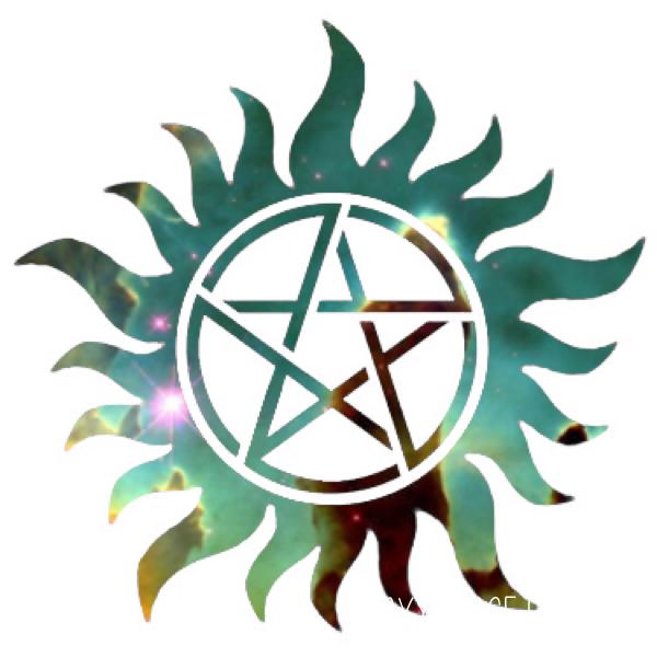 edit set 107 Anti possession tattoo, Supernatural tattoo