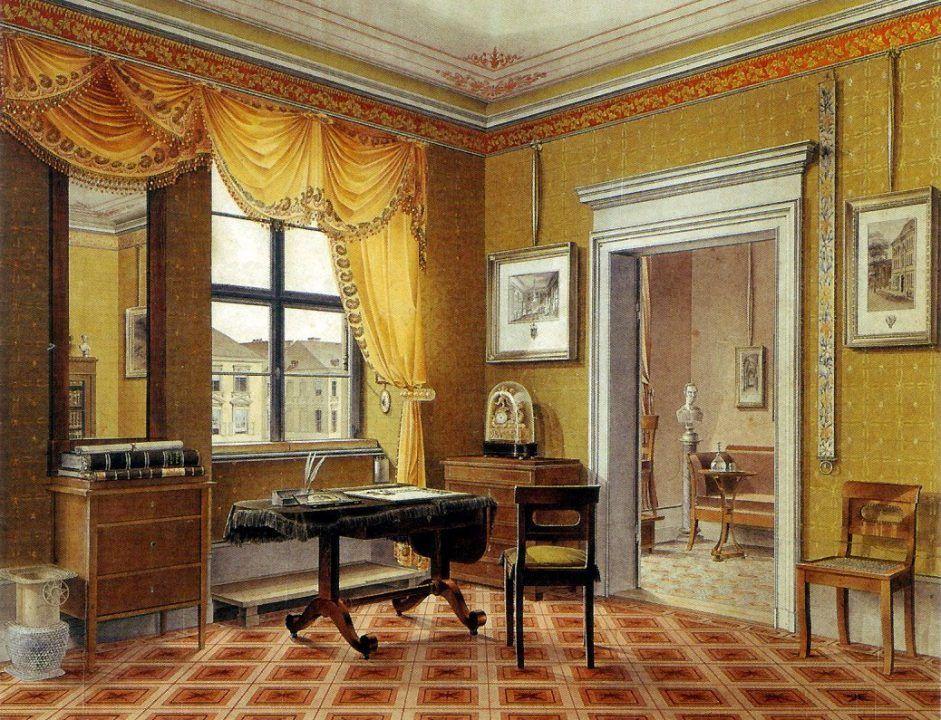 Pin Von Andreas Engelen Auf Furniture History Nerd Klassizismus Inneneinrichtung Modern