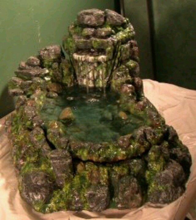 Diy Amazing Waterfall Http Www Lizard Landscapes Com How