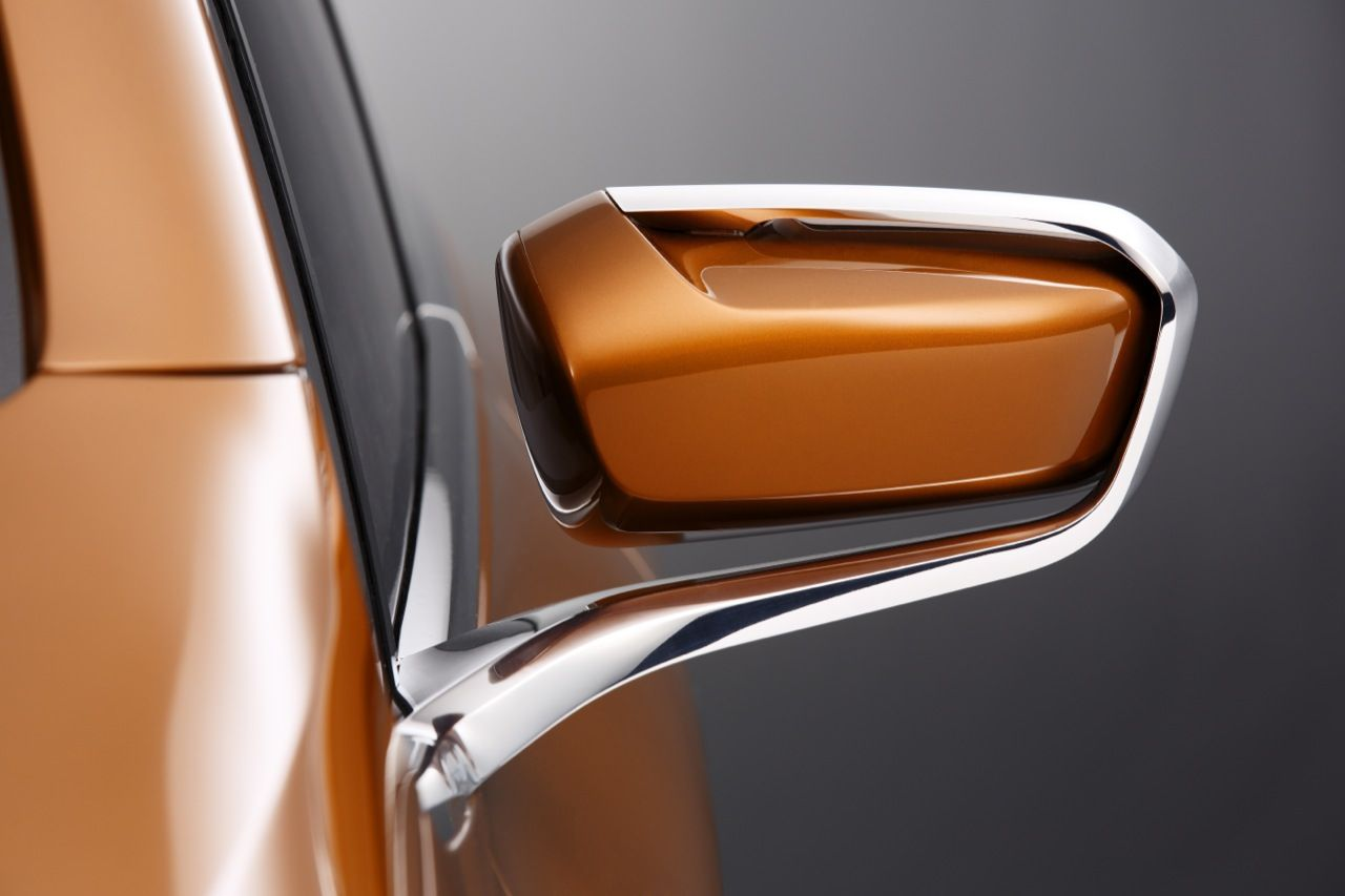 BMW Concept Active Tourer Outdoor. Bmw concept, Wing