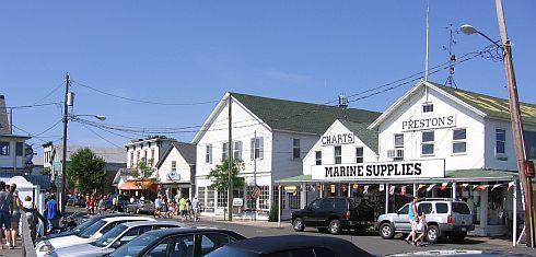 Main Street Greenport Long Island