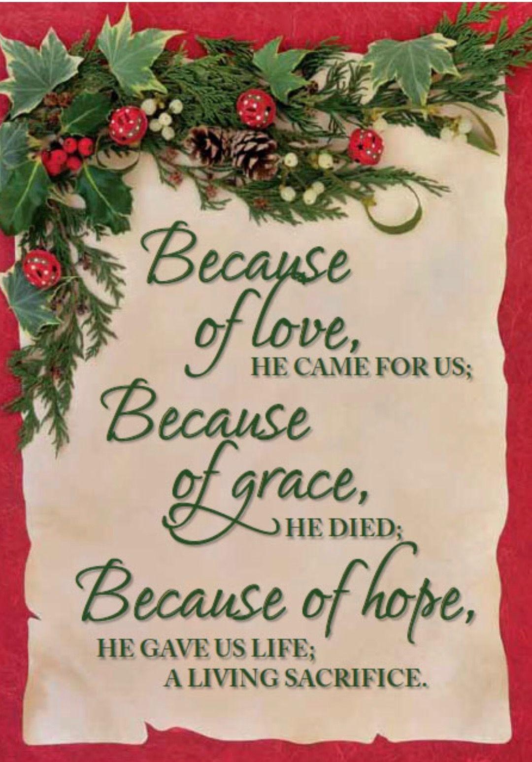Pin by Roberta Dee on ᑕᕼᖇIᔕTᗰᗩᔕ Christmas verses