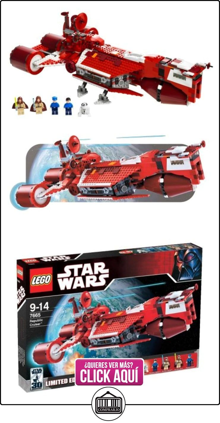 Lego Star Wars 7665 El Surtido Ms Amplio Ver Republic Cruiser Oferta