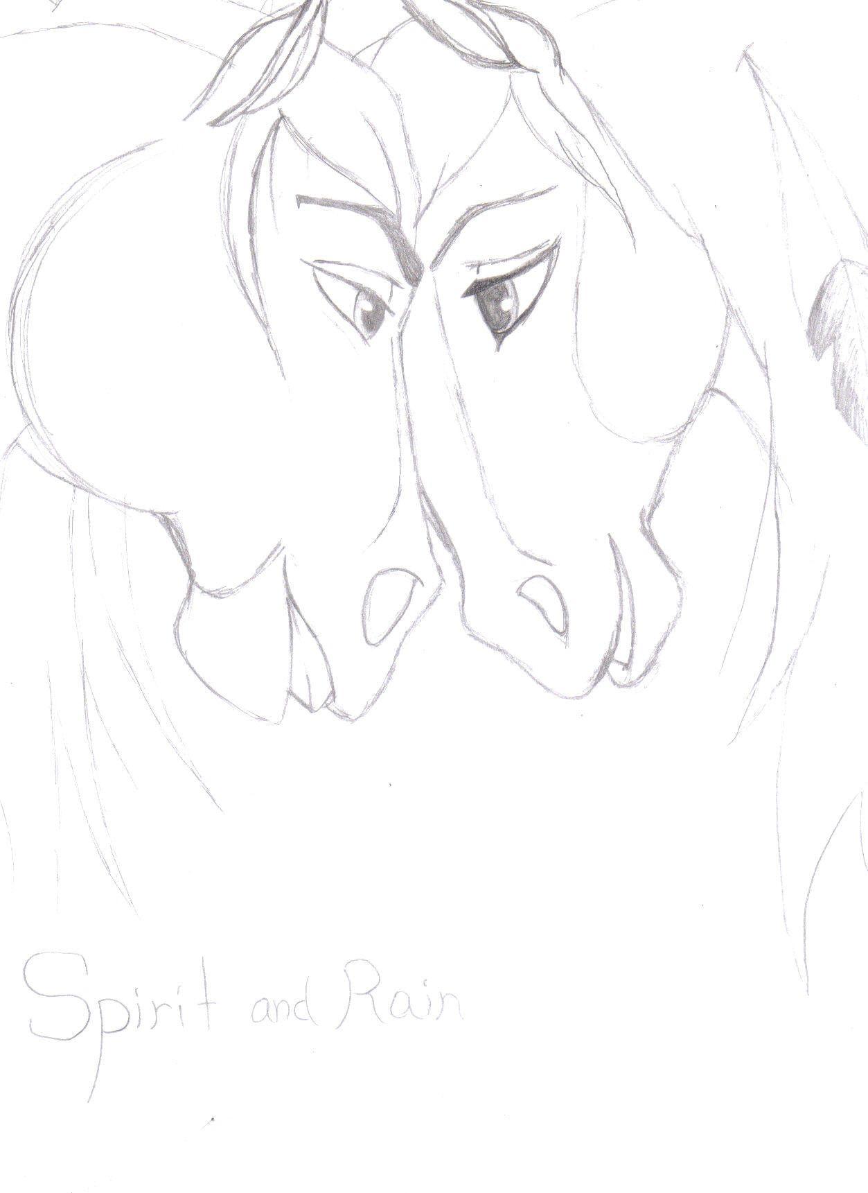 Spirit And Rain