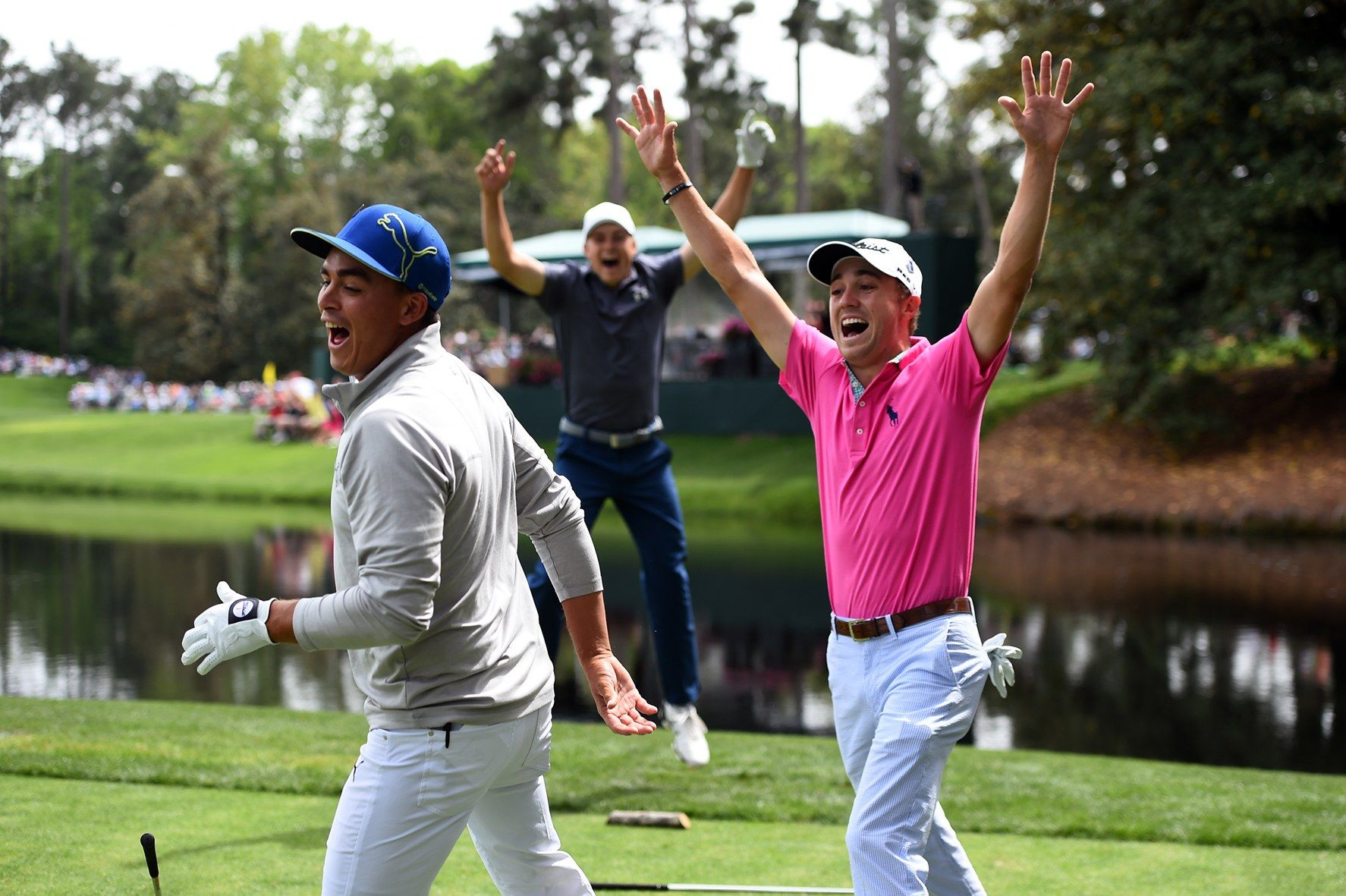 f478cf4e37fd64 Photos  At the Masters - Exclusive images from Golf Digest photographers at  Augusta - Golf Digest