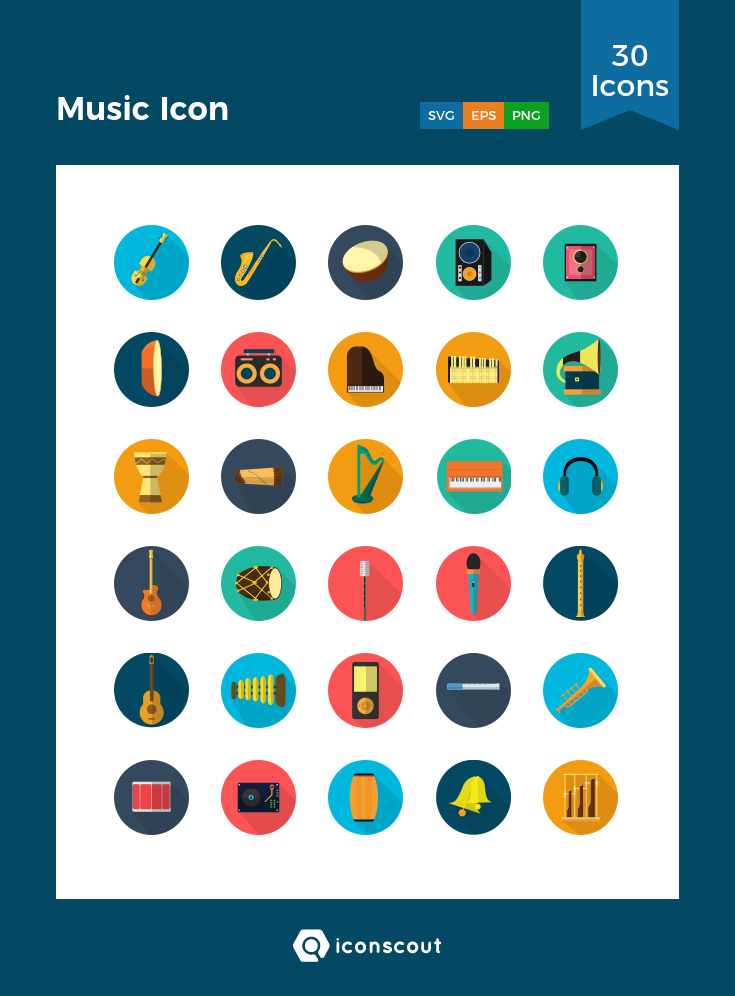 Download Music Icon Icon Pack Available In Svg Png Eps Ai Icon Fonts Icon Pack Icon Icon Font