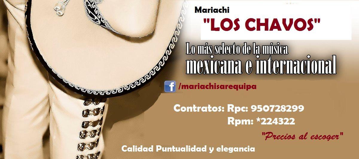 Mariachis en arequipa www.facebook.com/mariachisdearequipaperu Mariachis arequipa Fijo: 661112 Rpm: *224322 Rpc: 950728299 Mariachis arequipa peru mariachis de arequipa,mariachis en arequipa, mariachis arequipa,mariachi,charros,charro,coyotes,2014,grupos musicales,mariachis de arequipa,mariachis en arequipa, mariachis