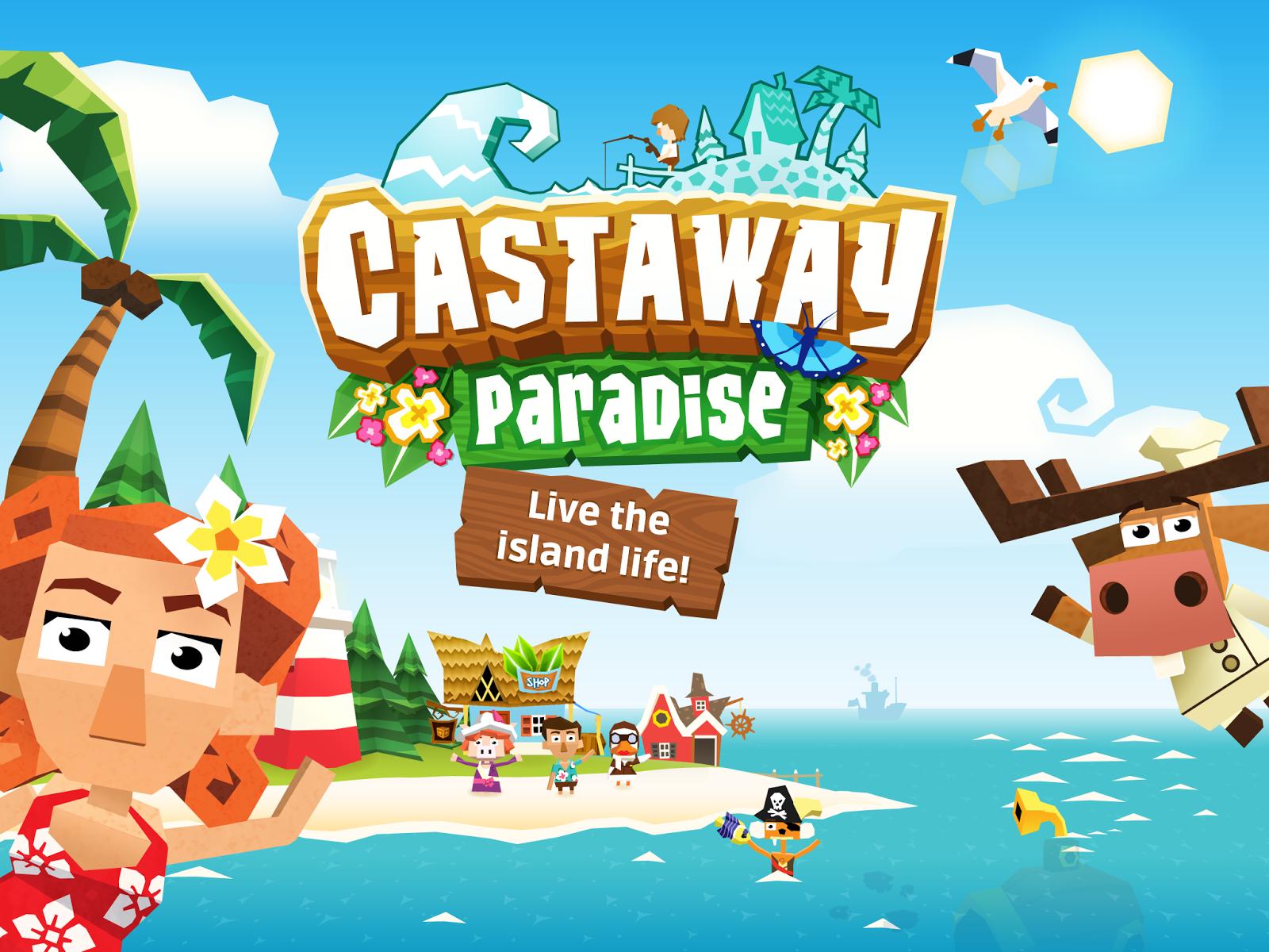 castaway paradise Like animals, Animal crossing, Game