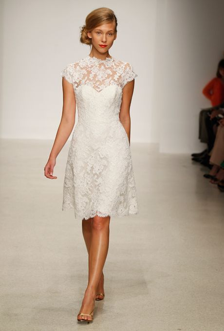 Image result for mature wedding dresses second marriage http://www ...