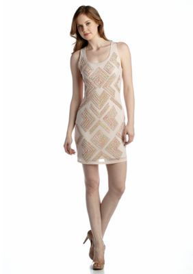 5fffb626cd1 French Connection Confetti Grid Sequin Dress   Products   Sequin ...