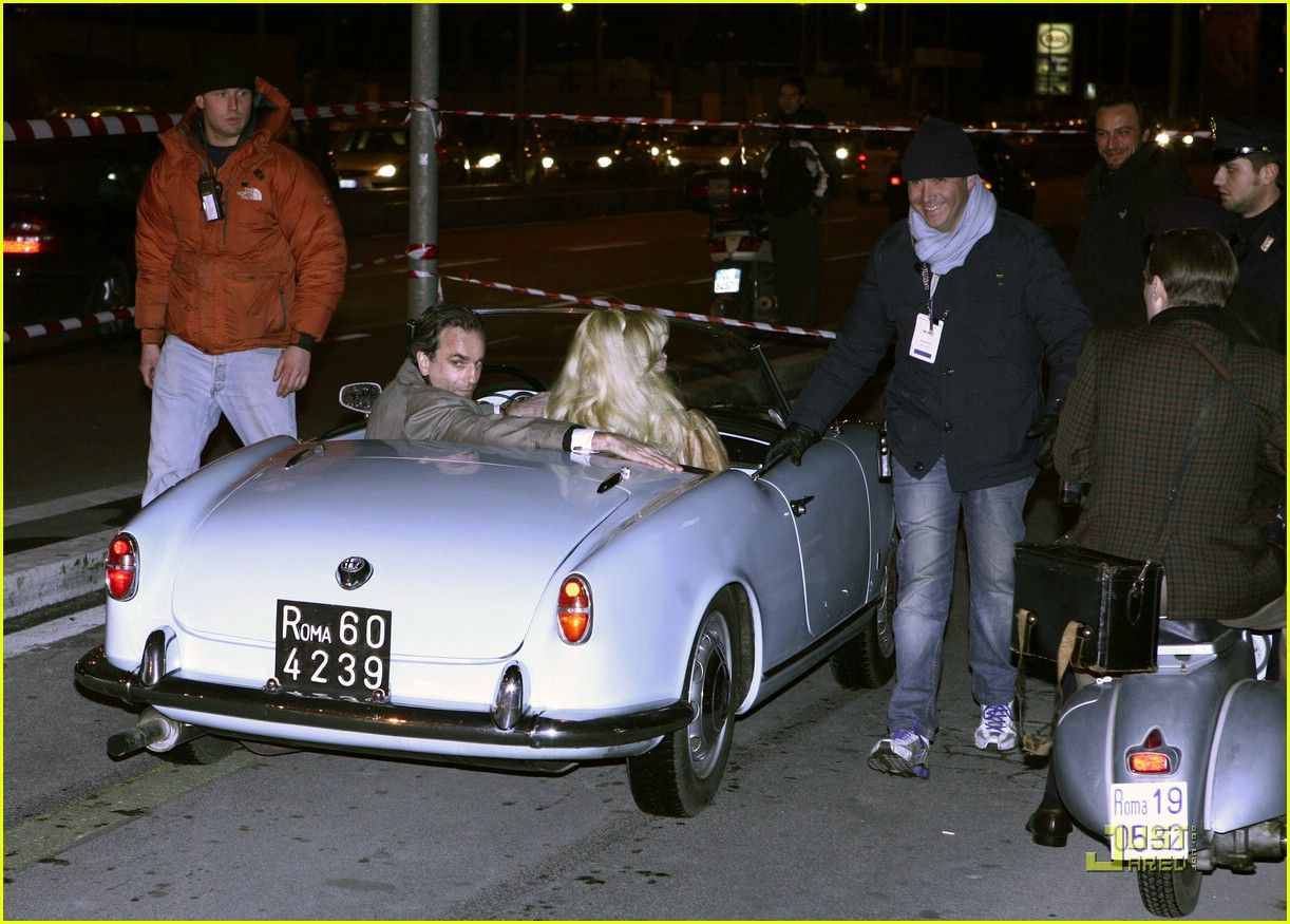 Nicole Kidman Nine Movie 12 My Favourite Alfa Romeo Giulietta 1961 Spider Heck Full Sized Photo Of Find This Pin And More On