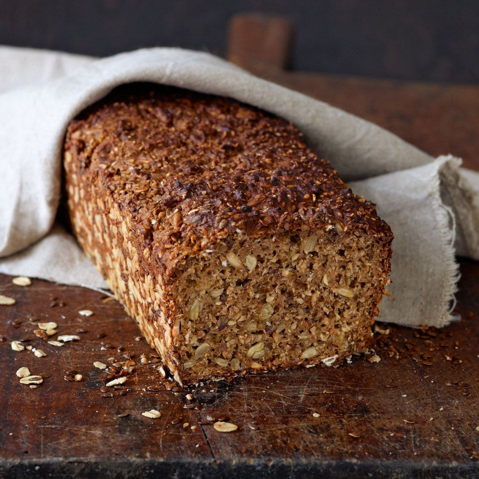 Einfaches Vollkornbrot   Rezept   Sandra73   Bread, Bread ...