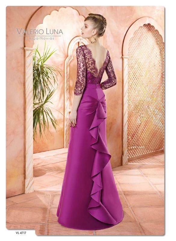 7aa34296ebdd Valerio Luna Vestidos De Gala Elegantes