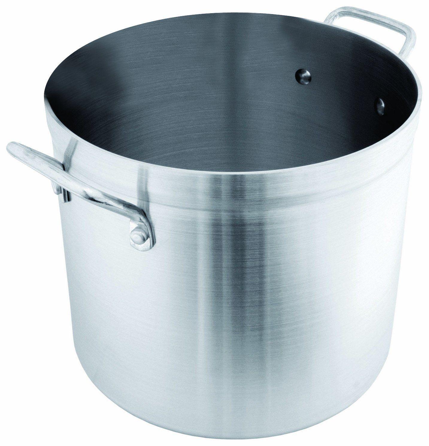 Crestware 16quart aluminum stock pot you can get more