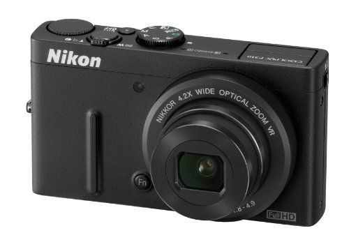 Nikon COOLPIX P310 16.1 MP CMOS Digital Camera with 4.2x Zoom NIKKOR Glass Lens and Full HD 1080p Video (OLD MODEL)  http://www.lookatcamera.com/nikon-coolpix-p310-16-1-mp-cmos-digital-camera-with-4-2x-zoom-nikkor-glass-lens-and-full-hd-1080p-video-old-model/