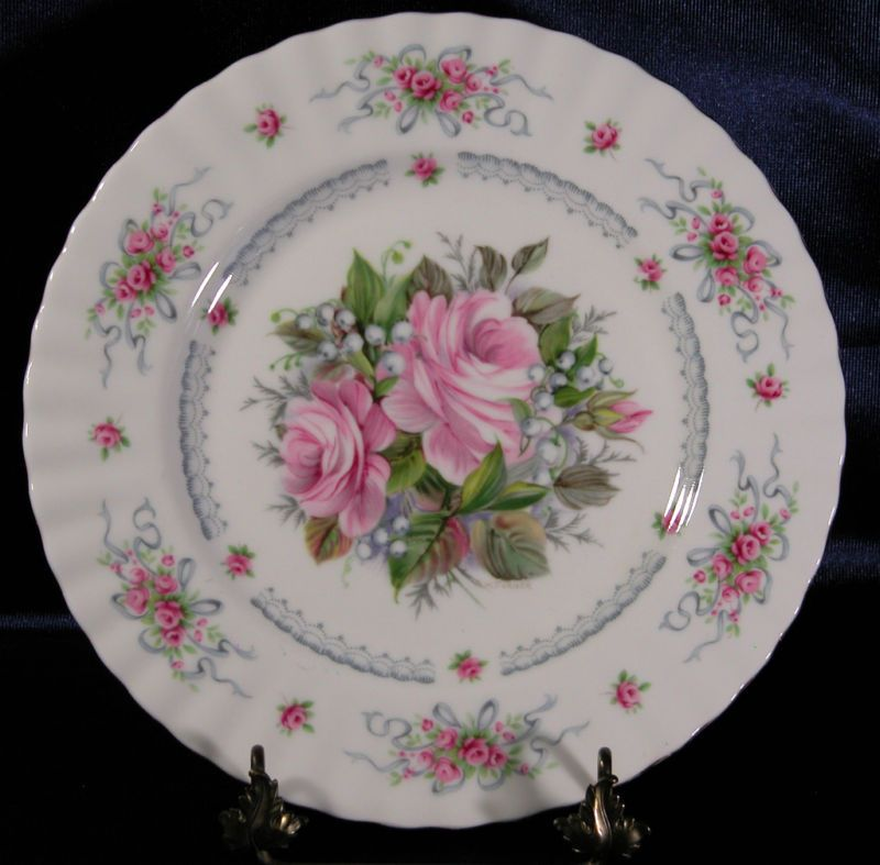 Royal Albert Happy Birthday Plate