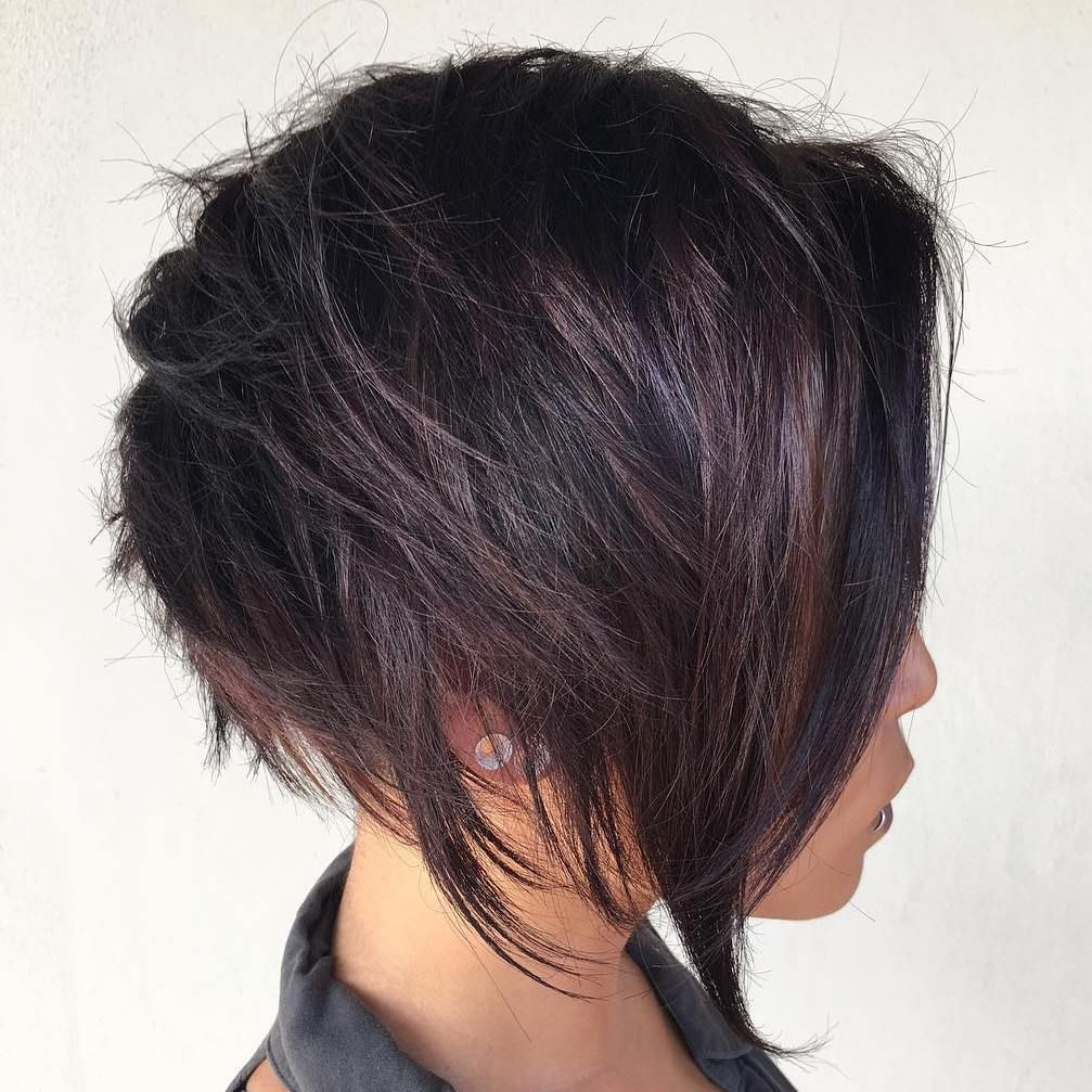 cute and easytostyle short layered hairstyles pixie bob