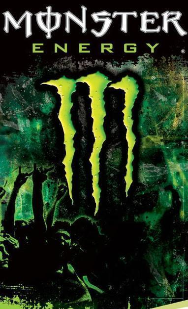Monster Energy Drink Monster Energy Drink Monster Energy