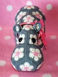 Bildergebnis Für Free Crochet African Flower Owl Pattern Häkeln