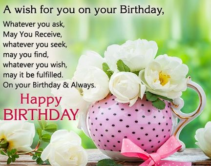 Pin On Birthday Greetings Free Birthday Ecards